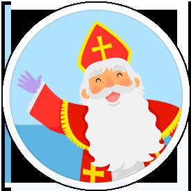 De Sint komt !!!!